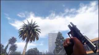 GTA V PC Rockstar Editor Slow Motion shooting [1080P] [60FPS]