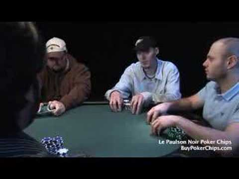 Le Paulson Noir Poker Chip Jam (fixed Sound)  Youtube