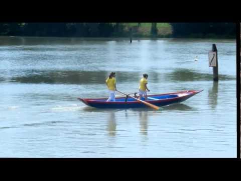 Venetian Rowing 2011 - STABILIZED