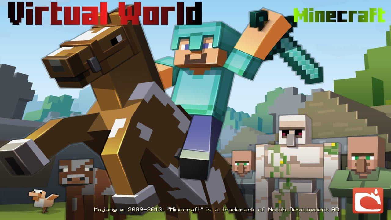 Minecraft games online free multiplayer