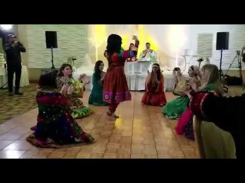 New Afghan Qarsak Dance 2018