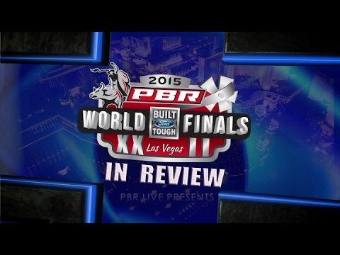 2015 PBR World Finals highlights