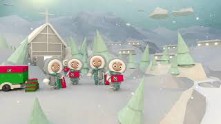 Operation Christmas Child Overview 2019, Animation
