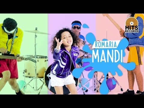 Romaria - Mandi [Official Music Video]