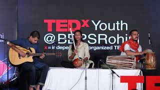 Performance By Vedi Sinha | TEDxYouth@BBPSRohini