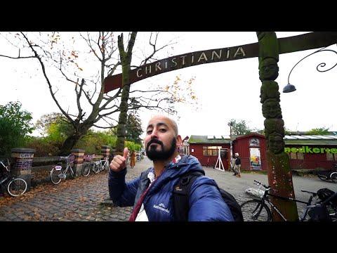 The autonomous Freetown of Christiania Copenhagen! Buy Drugs here