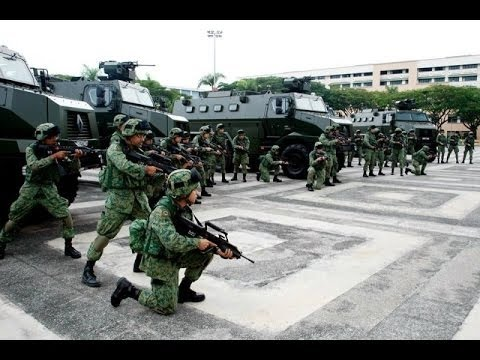 Singapore military Power In Asean-Singapore Military Strength-Singapore to expand military