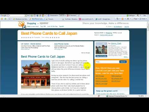 Best Prepaid Phone Cards To Call Japan