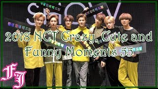 2018 NCT Crazy, Cute and Funny Moments 55