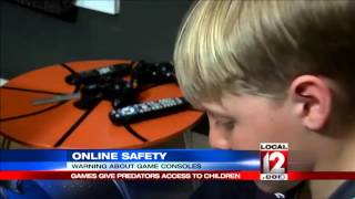 Online safety: Games give predators access to children