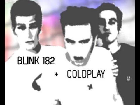 Feeling The Scientist   Coldplay x Blink 182   Remix/Mashup + FREE DOWNLOAD