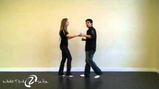 18 addicted2salsa The Salsa Swing Step Salsa Dancing Video Lessons