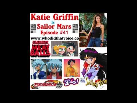 Katie Griffin  Sailor Mars  Episode 41