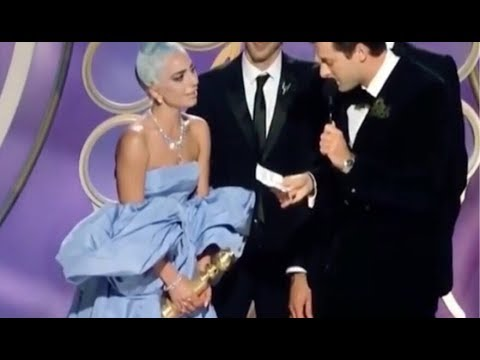 Lady Gaga - Golden Globes Best Original Song - A Star Is Born Shallow Mp3