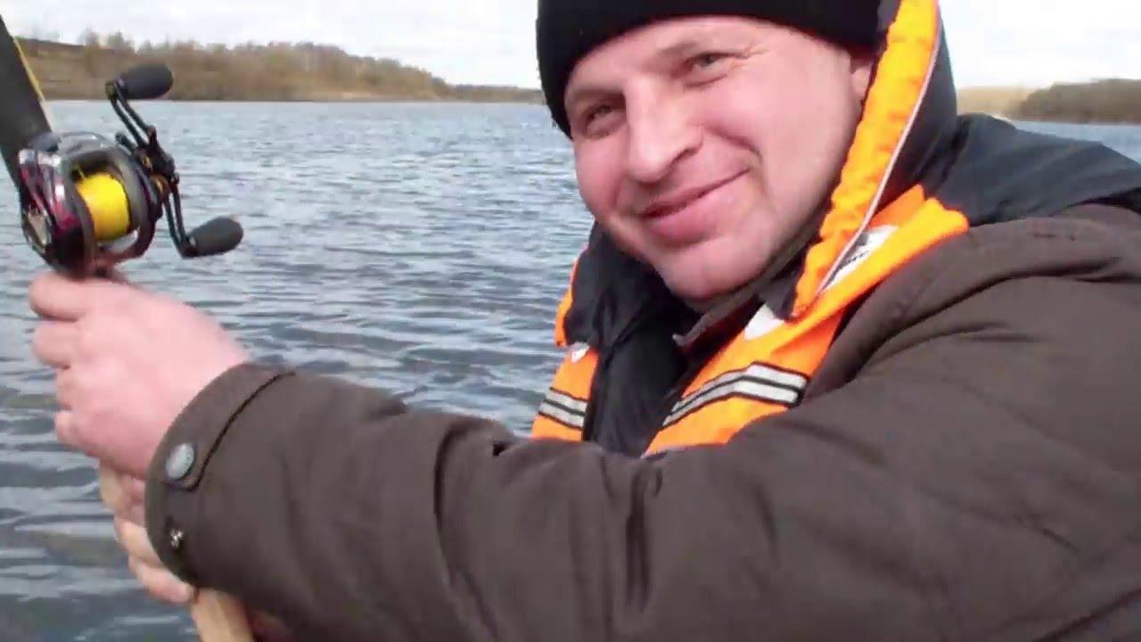 рыбалка на оке троллингом