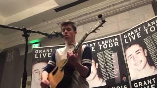 Don't - Grant Landis Cover (Live Tour Portland)