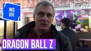 DRAGON BALL Z : les secrets de la voix française de Son Goku #INSIDE