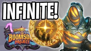 Winning with INFINITE Zereks! | Deathrattle Priest | Hearthstone | Boomsday Project