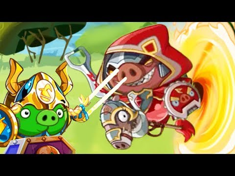 Event The Apocal Yptic Hocgriders Started!  (Angry Birds Epic)