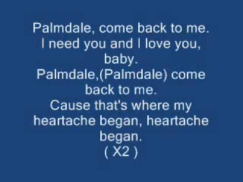 Afroman   Palmdale w  lyrics