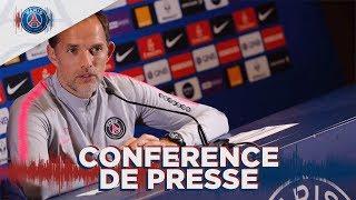 Conférence de presse de Thomas Tuchel avant FC Nantes Paris Saint-Germain