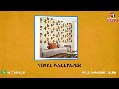 Wallpaper Collection by Wall Paradise, Delhi