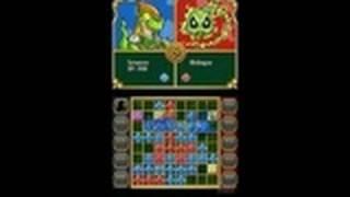 Neopets Puzzle Adventure Nintendo DS Gameplay - Battle