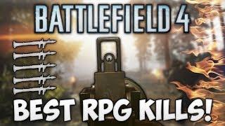 BF4: BEST RPG KILLS! (Battlefield 4 Beta Funny Moments)