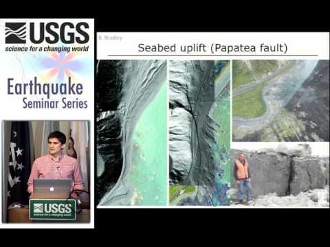 Bradley SeismologicalEngineeringAspectsOfTheCanterburyKaikouraEqs UsgsMenloParkSeminar May2017