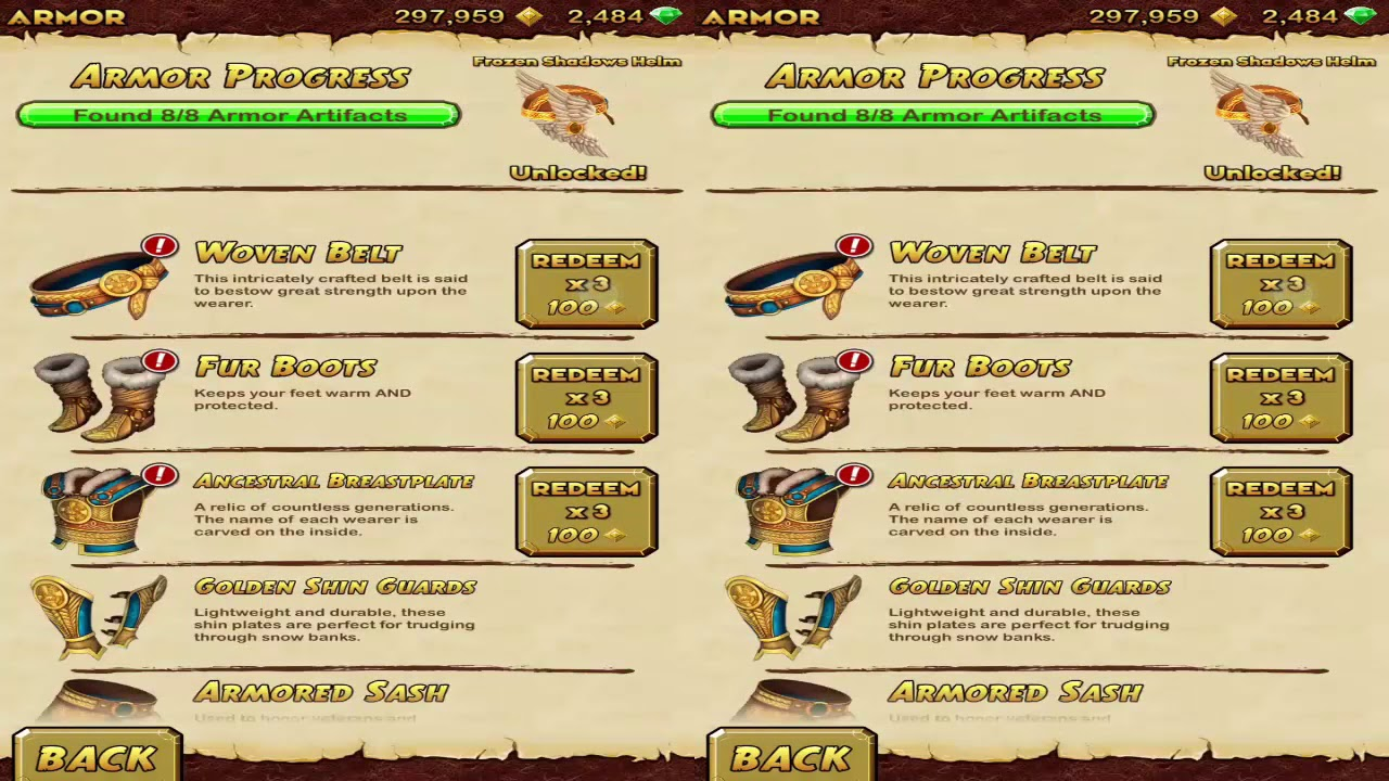 temple run 2 artifacts how to find