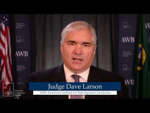 Judge Dave Larson - AWB