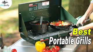 Best Portable Grills Iฑ 2020 – Tested & Suggested!