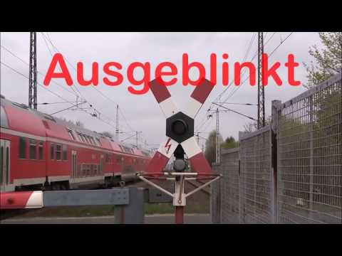 Ausgeblinkt – Das Blinklichtprogramm der Deutschen Bahn