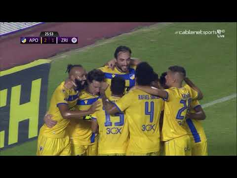 VIDEO: ΑΠΟΕΛ 2-2 ZIRINJSKI (4-2 πέναλτι) (3rd QR) «Πρόκριση στα πέναλτι για τον ΑΠΟΕΛ»