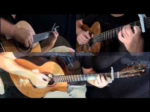 Macklemore & Ryan Lewis - Downtown - Fingerstyle Guitar