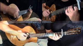Macklemore & Ryan Lewis - Downtown - Fingerstyle Guitar