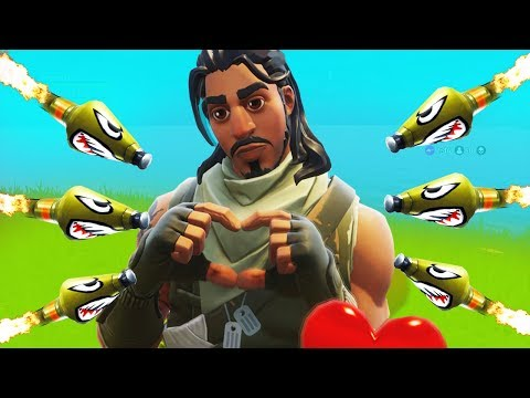 Attempting To Make Peace In Fortnite...