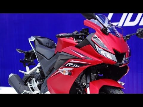 2017 yamaha r15 v3 launched all details youtube for Yamaha mox8 specs
