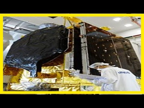 Breaking News | Airbus ships echostar 105/ses-11 telecom satellite to launch base