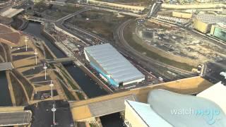 London 2012 Olympic Park: Venues