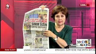 VARLIK FONU SARAY'IN OLDU / AYŞENUR ARSLAN İLE MEDYA MAHALLESİ / 1.BÖLÜM - 12.09.2018
