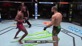 Лучшие моменты турнира UFC Вегас 21