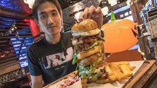 mcdonalds burger challenge