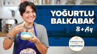 Yoğurtlu Balkabağı (8 Ay +) | İki Anne Bir Mutfak