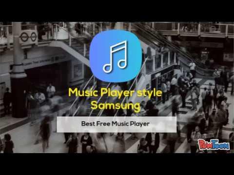 Samsung Music Player Promo
