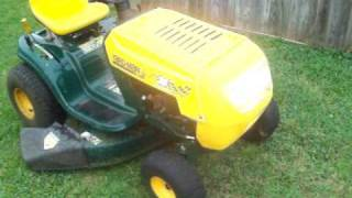 my YardMan lawn mower