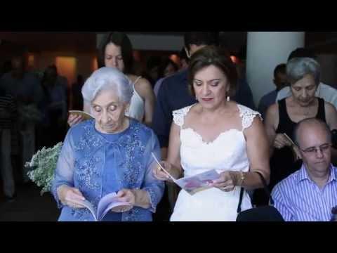 Celebrar Films - 90 Anos Maria de Lourdes (Missa)