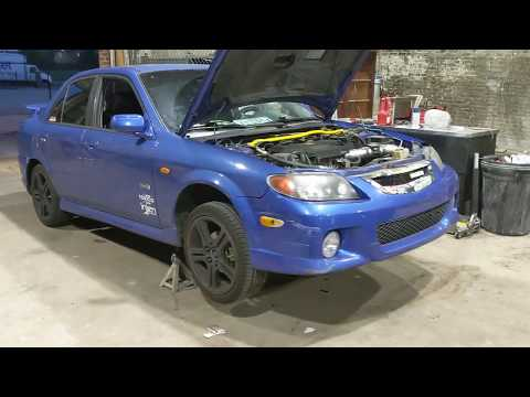 Quick How-To: Mazda Protege Oil Change