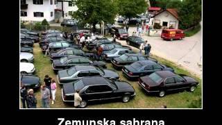 Zemunska sahrana overenog ugostitelja Kasikare