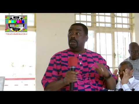 Pascal Adokou: la candidature unique doit s'entendre comme une équipe...